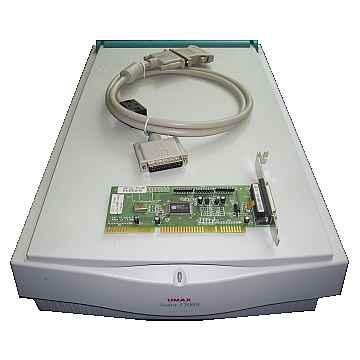 UMAX Scanner VistaScan Utility