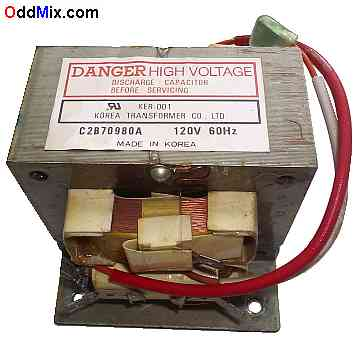 Microwave High Voltage Transformerbestmicrowave